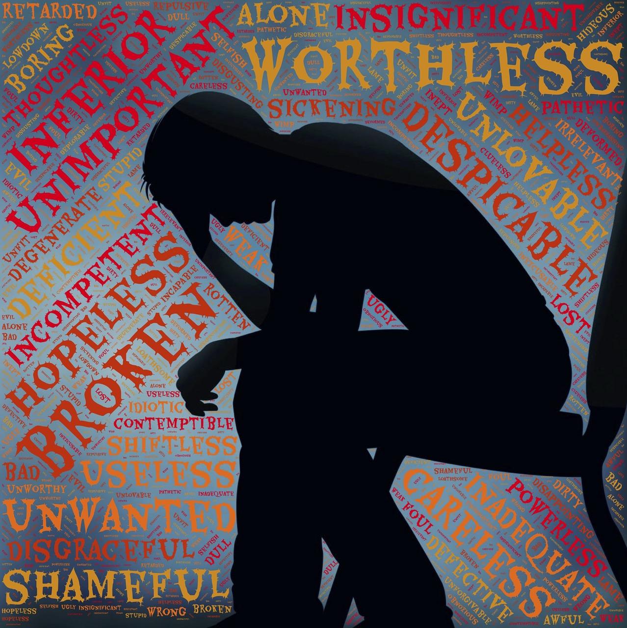 Hör auf, dir Sorgen zu machen!